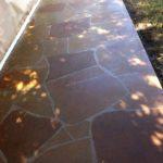 Engraved Concrete Texas