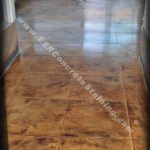 antique-brown-concrete-staining-duncanville-tx