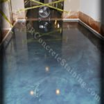 Concrete Staining Texas
