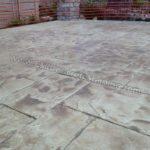 Stamped Concrete Overlay Grand Prairie, TX