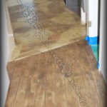 Stamped Concrete Overlay Mansfield, TX
