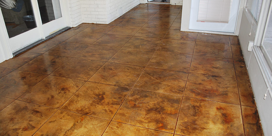 Services Esr Decorative Concrete Experts