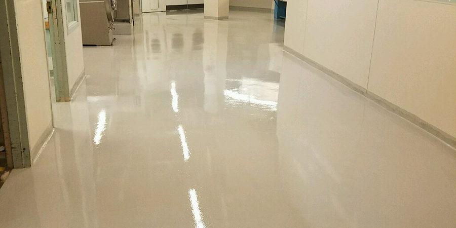 Industrial Epoxy Flooring Dallas, TX